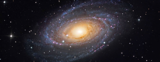 Дыра размером со вселенную