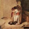 Притча о женщине и десяти драхмах