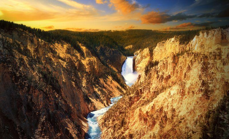Творение Божьих рук. Самые красивые водопады планеты |