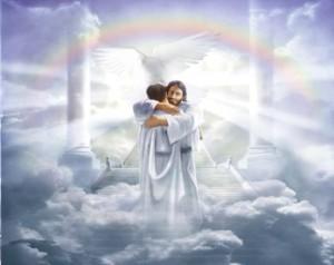 Jesus and heaven