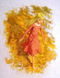 The Snow Queen - Gerda leaves the Enchanted Garden - s3