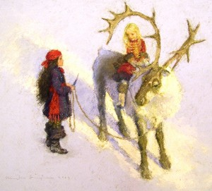 The Snow Queen - The Lapland Woman - s5