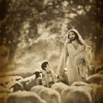 Господь пастырь. «Господь - Пастырь мой; я ни в чем не буду нуждаться: Он покоит меня на злачных пажитях и водит меня к водам тихим» Псалтырь 22:1,2